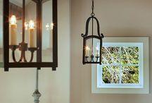 Lights-new house / by Carolanne Pinegar