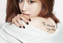 all about jiyeon / by IKILY