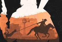 Wildwest posters