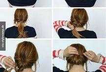 Frisuren ♀️