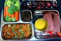 Paleo Bento Lunches / by Mary Simmons