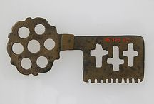 Vintage Locks and Keys / Locks and Keys from Days of Yore