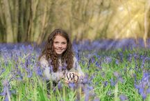 Spring Family Portraiture / Colour themes and ideas for your Spring photo shoot