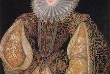 portrait of 14-18 century