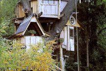 Tree Houses Are Rad