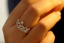 Promise rings :3 / by Sarai Goode