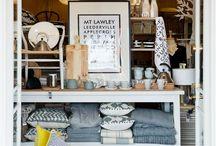 Casements / Ideas for shop