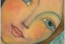 ζωγραφική πορτρέτα