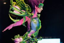 World Body Painting Cchampionships 2013