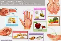 Nutrición, propiedades de los alimentos