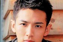 Keyon and Kyu haircuts