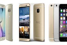 Samsung galaxy s6 vs HTC one m9 vs iphone 6 / Varie