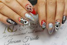 Nail Fashion ideas / Concept nail art fashion.
