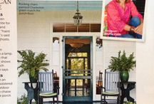 Porch Perfect  / Southern Porch Style / by Ally Morton