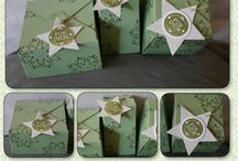 Gift Box Punchboard - Stampin' Up!