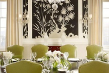 Dining rooms / by Molly Calisto