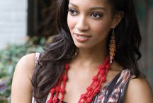 DIY: Jewelry / Beading and crochet jewelry / by Theresa Rhodes Bassemier