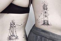 tatuagem J M