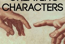 Characterisation / by Writer's Book