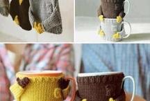 Crochê para a Cozinha Pegador de Panela ou Pano de Forno / Crocheted for Pegador Kitchen Cooker or Oven Cloth