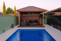Deck ideas / Pool deck ideas
