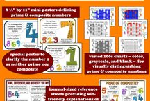 Math common core / by Heather Ennis