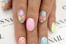 Nails*flower*