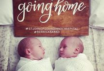 Birth Announcement & Baby Signs