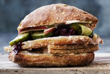 Burgers, Sandwiches and other Fast Food