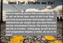 Effektiv ans Ziel - Uphill Trail