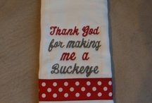 It's good to be a Buckeye / by Shannon Teague