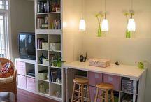 Craft Room / by Annie Morrison Valek