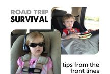 Travel Tips / Hitting the road with your baby or toddler.