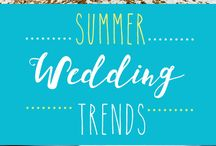 Wedding Trends & Themes / Current wedding trends providing helpful wedding planning and inspiration.