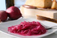 Ricette salate / Ricette leggere, sane e gustose. Senza uova, latte e burro