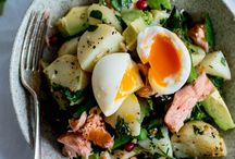 HEALTHY ONE BOWL MEALS / Paleo-friendly one bowl meal ideas