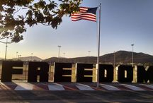 """QCP Spells """"FREEDOM"""" to Honor America's Veterans /"""