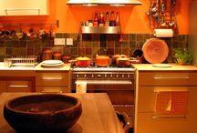 Orange Kitchen Concepts