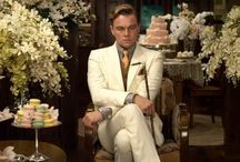 """The Great Gatsby Costume / Leonardo DiCaprio and  Daisy Buchanan  sensational costumes from """"The Great Gatsby """" will give you a Major Heart Eyes and give you a  surprising  Look in any occasion and events."""