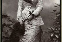 1880s - fashion in photographs