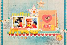 Scrapbooking LOs / by Candace M