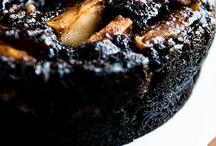 FOOD: Cakes, Pies & Tarts / by Karen Butler