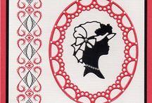 Ann's Paper Art Stencil Sets
