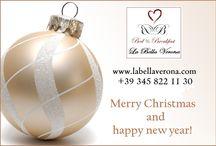 B&B La Bella Verona festività / Festività