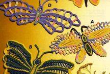 vlinders haken