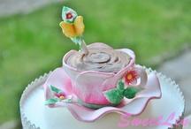 SweetLin Cake and Tutorial / SweetLin Cake and Tutorial http://www.facebook.com/SweetLin8