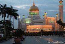 Travel Brunei