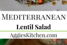Mediterranean lifestyle eats