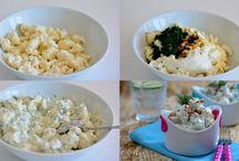 Karnabahar salata