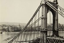 The past of Budapest / Budapest has gone through a lot in the past...
